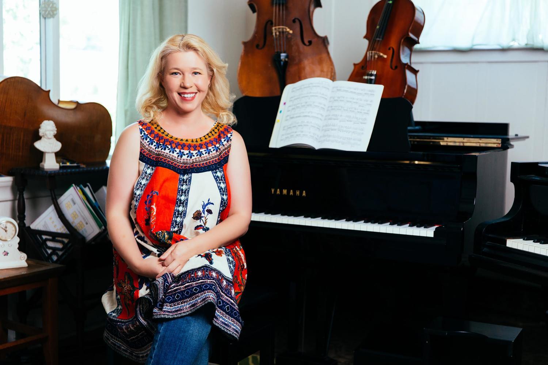 Rebecca Trujillo |  Suzuki Piano & Creativity